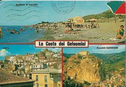 5-LA COSTA DEI GELSOMINI-(MARINA DI PALIZZI-BOVA-PALIZZI SUPERIORE)VEDUTINE - Reggio Calabria
