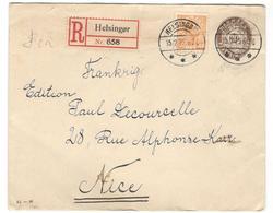2329 - Pour La France - 1913-47 (Christian X)
