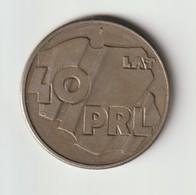 Polen 2 Gedenkmünzen: 1984 40 J. PRL Volksrepublik;1989 50 J.Verteidigungs Krieg - Polen