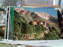 LIECHTENSTEIN  VADUZ CASTLE   V1965  GR1153 - Liechtenstein