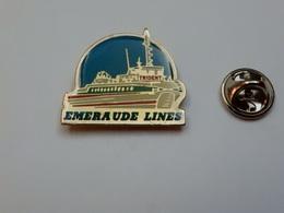Beau Pin's , Marine Bateau , Ferries Emeraude Lines , Ferry , Jersey , Saint Malo - Barcos