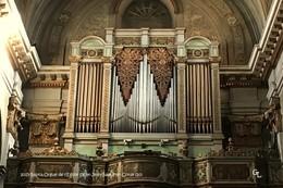 Bastia (20)-Orgue De L'Eglise Saint-Jean-Baptiste (Edition à Tirage Limité) - Bastia