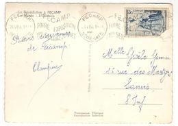 2358 - FECAMP - Poststempel (Briefe)