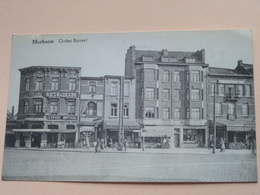 OUDEN BARREEL Merksem ( REPRO - COPY Van Postkaart Of Foto / Details Zie Foto ) ! - Antwerpen