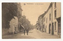 Belgique. Neufchateau, Rue De Longlier (2298) - Neufchateau