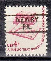 USA Precancel Vorausentwertung Preo, Locals Pennsylvania, Newry 745 - Vereinigte Staaten
