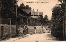 POURVILLE -76- ROUTE DE VARENGEVILLE - France