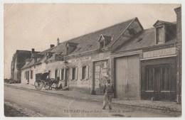 CPA 28 THIVARS Route De Bonneval - Otros Municipios