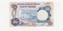 50 Kobo - Nigeria UNZ - Nigeria