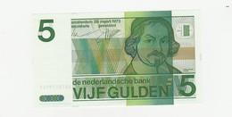 5 Gulden UNZ - [2] 1815-… : Royaume Des Pays-Bas