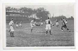 - CPA LES SPORTS - Foot-Ball Association - Publicité CHICOREE A LA BELLE JARDINIERE - Edition Emile PECAUD - - Football