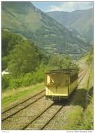CPSM - Cauterets (Hautes-Pyrénées) - Tramway De La Raillère - FRANCO DE PORT - Cauterets