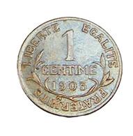 1 Centime - Dupuis - France - 1903 - Bronze - TTB+ - - A. 1 Centime