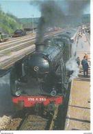 CPSM - Longueville (Seine-et-Marne) - Train Spécial  Le 29 Avril 1984 - FRANCO DE PORT - France
