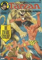 Tarzan Van De Apen N° 12224 + Photo Glenn Morris - (in Het Nederlands) Williams Lektuur - 1976 - Limite Neuf - Livres, BD, Revues