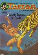 Tarzan Van De Apen N° 12221 + Photo Johnny Weissmuller - (in Het Nederlands) Williams Lektuur - 1976 - Limite Neuf - Livres, BD, Revues