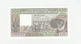 500 Francs UNZ Niger - Niger