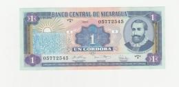 Un Cordoba UNZ - Nicaragua