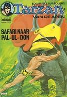 Tarzan Van De Apen N° 12219 + Photo James H. Pierce - (in Het Nederlands) Williams Lektuur - 1976 - Limite Neuf - Autres