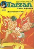 Tarzan Van De Apen N° 12218 + Photo Perce Dempsey Tabler - (in Het Nederlands) Williams Lektuur - 1976 - Limite Neuf - Livres, BD, Revues