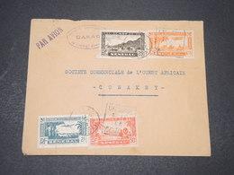 SÉNÉGAL - Enveloppe De Dakar Pour Conakry En 1944 - L 16400 - Senegal (1887-1944)