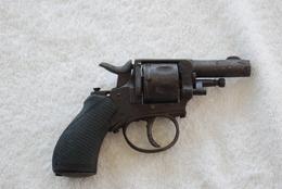 REVOLVERT BARILLET FIXE - Armes Neutralisées