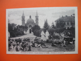 """Rovinj.Rovigno D""""Istria.Ospizio Marino S.Pelagio-Durante La Ricrerazione.AMB.PULA-TRIESTE - Kroatien"""