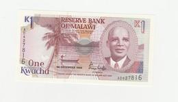 ONE Kwacha UNZ - Malawi