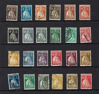 PORTUGAL...1920's...mixed Condition - 1910-... Republic