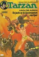 Tarzan Van De Apen N° 12216 + Photo Elmo Lincoln - (in Het Nederlands) Williams Lektuur - 1976 - Limite Neuf - Autres