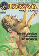 Tarzan Van De Apen N° 12211 - (in Het Nederlands) Williams Lektuur - 1976 - Limite Neuf - Livres, BD, Revues