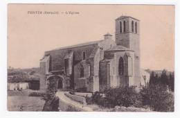 FONTES L'Eglise - France