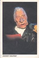CP CANAL + LES GUIGNOLS DE L'INFO JOHNNY HALLYDAY   ACHAT IMMEDIAT - Chanteurs & Musiciens