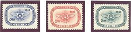 Formose: Yvert N°187/189(*) Toujours Sans Gomme - 1945-... République De Chine