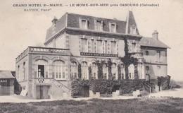 LE HOME SUR MER GRAND HOTEL SAINTE MARIE     ACHAT IMMEDIAT - France