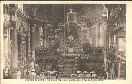 L Eglise De Cambo Les Bains Fete De L Adoration - Cambo-les-Bains