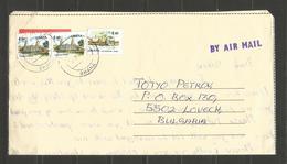 GHANA - INTERESTING COVER Traveled To BULGARIA  - D 1799 - Ghana (1957-...)