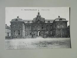 MARNE SAINTE-MENEHOULD  L'HOTEL DE VILLE - Sainte-Menehould