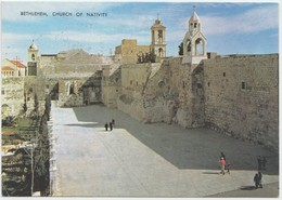 Bethlehem, Church Of Nativity, 1980 Used Postcard [21158] - Holy Places