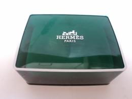 "HERMES "" EAU D'ORANGE  VERTE"" SAVON PARFUME  100 Gr  + BOITE  LIRE ET VOIR ! - Miniaturen Flesjes Dame (met Doos)"