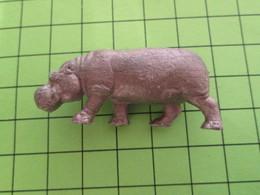 DIVERSDIVERS FIGURINE PUBLICITAIRE MARQUE OMO La Lessive Gaie HIPPOPOTAME - Figurines