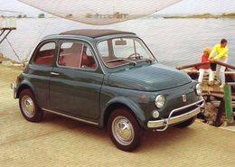 Fiat 500L  -  1971  -  CPM - Turismo