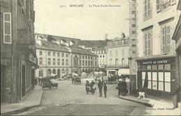 Morlaix La Place Emile Souvestre - Morlaix