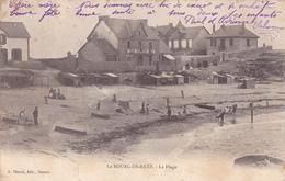 LE BOURG DE BATZ  -  LA PLAGE - Batz-sur-Mer (Bourg De B.)