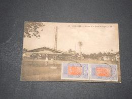 GUINÉE FRANÇAISE - Carte Postale - Konakry - Marché De La Route Du Niger - L 16462 - Guinée Française