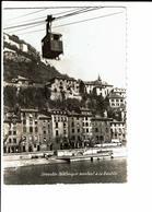 Grenoble Téléférique Montant à La Bastille Cpsm Photo Oddoux Format 10x15 - Grenoble