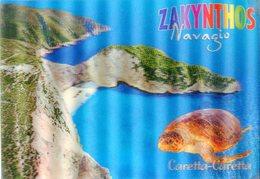 Zakynthos.  - Lot.2027 - Cartoline Stereoscopiche