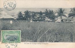 LOANGO - UN COIN DE LOANGO (Congo Francais) - French Congo - Other