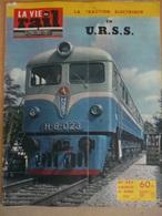 Vie Du Rail 682 Fevrier 1959 Canal Arzwiller  Petit Train Cap Ferret URSS Moscou Leningradskaia Oural - Trains