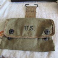 1918 Dated WW1 Squad Pouch - 1914-18